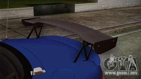 Mazda Miata Cabrio v2 para la visión correcta GTA San Andreas