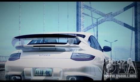 Smooth Realistic Graphics ENB 4.0 para GTA San Andreas tercera pantalla