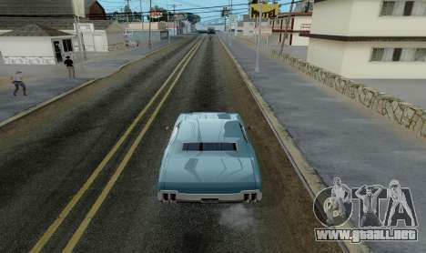 HQ Roads by Marty McFly para GTA San Andreas tercera pantalla