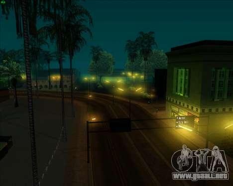ENB Series New HD para GTA San Andreas sexta pantalla