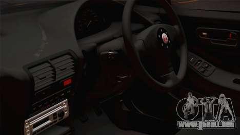Honda Integra Type R 2000 para la visión correcta GTA San Andreas
