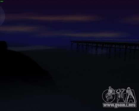 ENB Series New HD para GTA San Andreas séptima pantalla