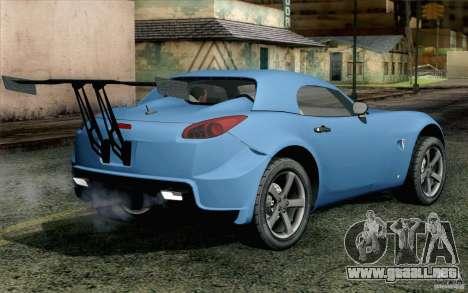 Wheels Corrector 2.0 SAMP para GTA San Andreas segunda pantalla