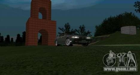 NISSAN Cefiro (A31) para la visión correcta GTA San Andreas