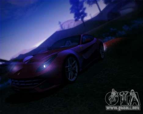 iNFINITY ENB para GTA San Andreas tercera pantalla