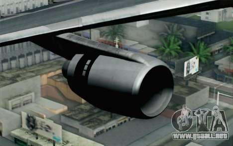 Lookheed L-1011 Cathay P para la visión correcta GTA San Andreas