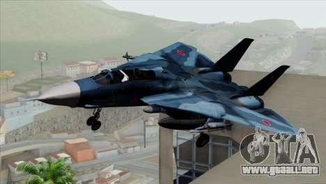 F-14 Japan Air Self Defense Force para GTA San Andreas