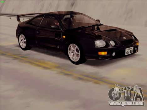 Toyota Celica GT-FOUR (ST205) para GTA San Andreas