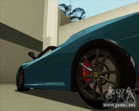 ENB Series for SAMP para GTA San Andreas sucesivamente de pantalla