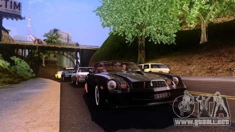 None Name ENB v1.0 para GTA San Andreas