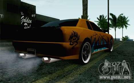 Nights Elegy para GTA San Andreas left