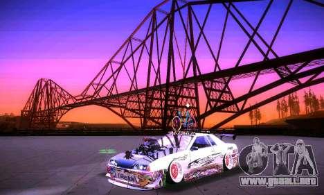ANCG ENB v2 para GTA San Andreas novena de pantalla