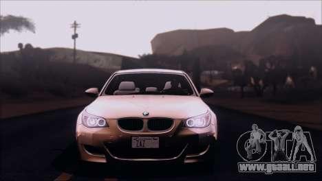 Strong ENB para GTA San Andreas sucesivamente de pantalla