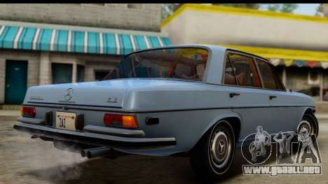 Mercedes-Benz 300 SEL 6.3 (W109) 1967 HQLM para GTA San Andreas left