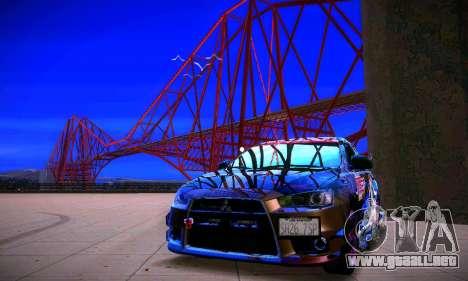 ANCG ENB v2 para GTA San Andreas quinta pantalla