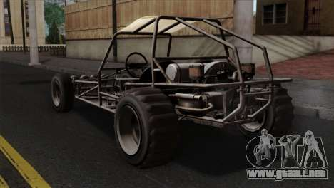 GTA 5 Dune Buggy IVF para GTA San Andreas left