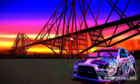 ANCG ENB v2 para GTA San Andreas sexta pantalla