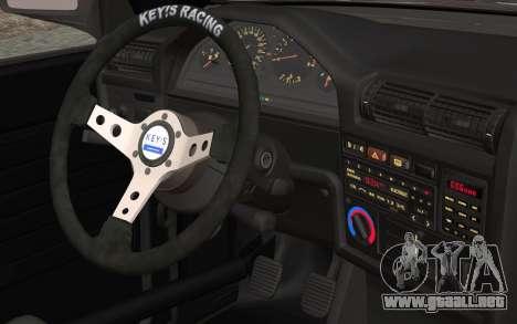 BMW E30 para la visión correcta GTA San Andreas
