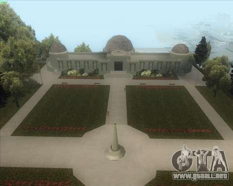 ENB Series New HD para GTA San Andreas sucesivamente de pantalla