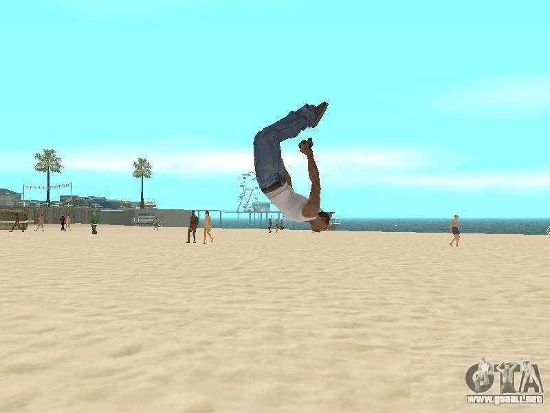 Descargar Mod Cleo Parkour Para Gta San Andreas Pc