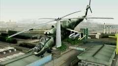 Mi-24D Polish Air Force