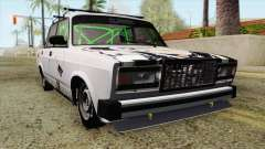 VAZ 2107 A.C. para GTA San Andreas
