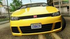 GTA V Dinka Blista IVF para GTA San Andreas