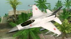 Mitsubishi F-2 Original JASDF Skin para GTA San Andreas
