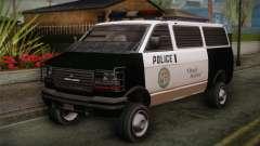 GTA 5 Police Transporter