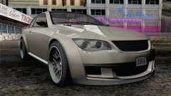 GTA 5 Ubermacht Sentinel XS IVF para GTA San Andreas
