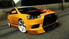Mitsubishi Lancer Evolution X v2