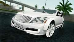 Maybach 57S Coupe Xenatec para GTA San Andreas