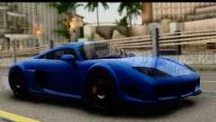 Noble M600 2010 FIV АПП para GTA San Andreas