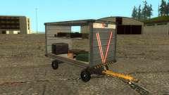 New Bagbox A para GTA San Andreas