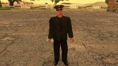 El coronel del ejército ruso