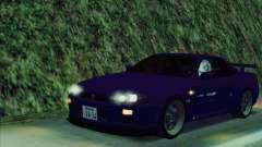 Nissan Skyline GT-R V-Spec (BNR34) para GTA San Andreas