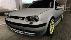 Volkswagen Golf Mk4 2002 Street Daily