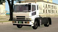 Mitsubishi Fuso Super Great FP-R para GTA San Andreas