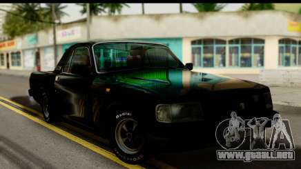GAZ 31029 de Recogida para GTA San Andreas