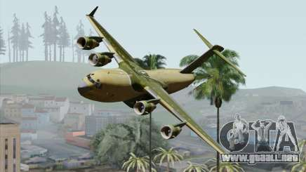 C-17A Globemaster III para GTA San Andreas