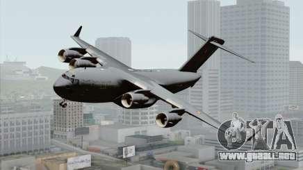 C-17A Globemaster III RAAF para GTA San Andreas