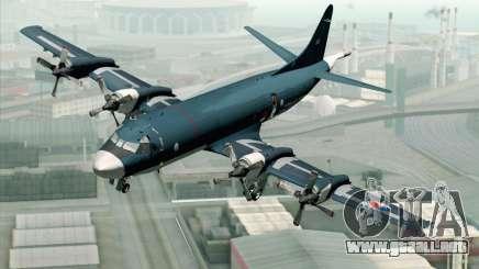 Lockheed P-3 Orion MLD 312 para GTA San Andreas