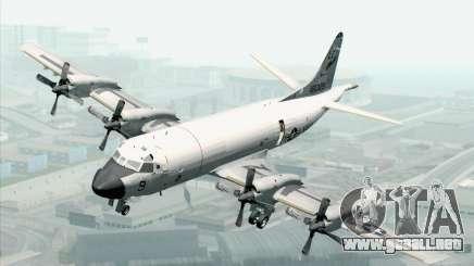 Lockheed P-3 Orion VP-11 US Navy para GTA San Andreas