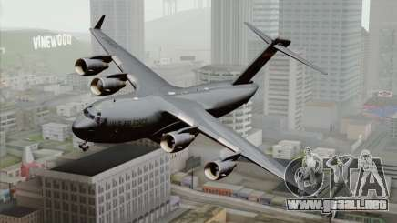 C-17A Globemaster III USAF Hickam para GTA San Andreas