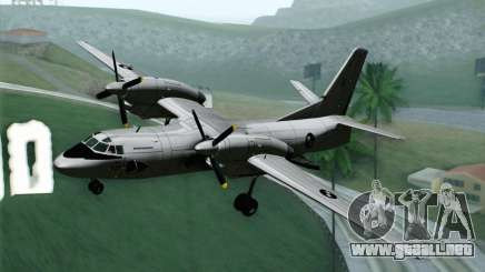 AN-32B Croatian Air Force Opened para GTA San Andreas