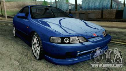 Honda Integra Type R 2000 Stock para GTA San Andreas