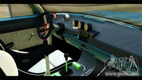 El Aro de GAS 24 para la visión correcta GTA San Andreas