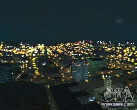 Project 2dfx 2.5 para GTA San Andreas