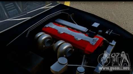 Elegy Leafa SAO Camber para la visión correcta GTA San Andreas