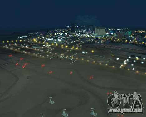 Project 2dfx 2.5 para GTA San Andreas séptima pantalla